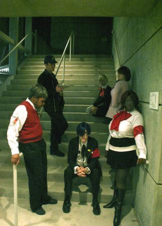 Mitsuru from Persona 3 worn by Merkurrie