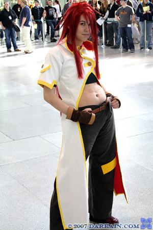 Luke fon Fabre from Tales of the Abyss worn by ultima