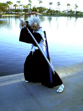 Toushiro Hitsugaya from Bleach worn by ultima