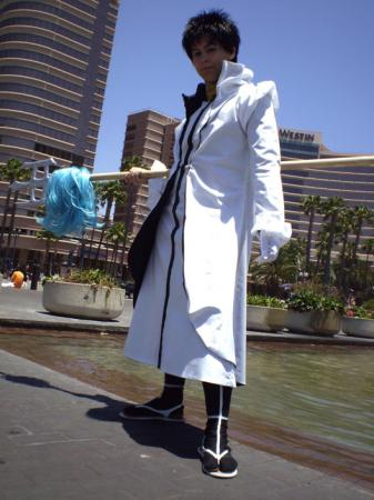 Aaroniero Arlerli from Bleach worn by ultima