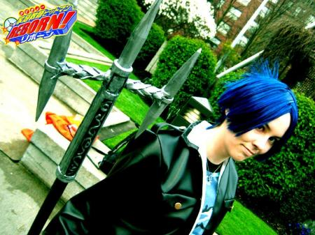 Mukuro Rokudo from Katekyo Hitman Reborn! worn by ultima