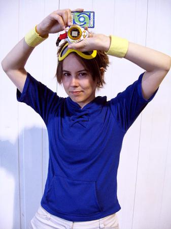 Takato Matsuda from Digimon Tamers worn by ultima