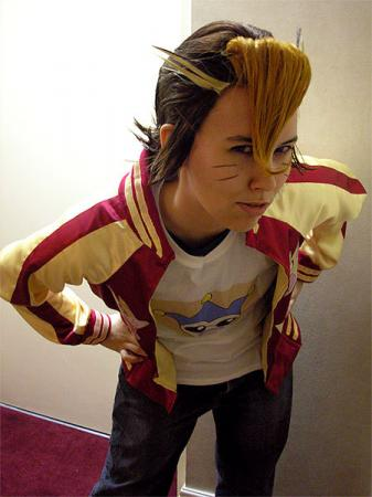 Wocky Kitaki from Apollo Justice: Ace Attorney worn by ultima
