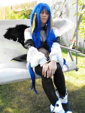 Dizzy from Guilty Gear XX worn by ultima