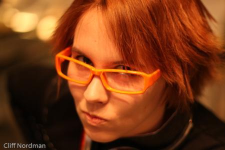 Yosuke Hanamura from Persona 4 worn by ultima