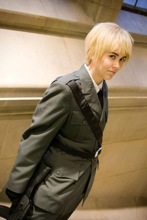 UK / England / Arthur Kirkland from Axis Powers Hetalia (Worn by ultima)