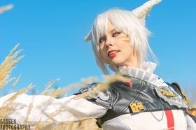 Y'shtola from Final Fantasy XIV  by ultima