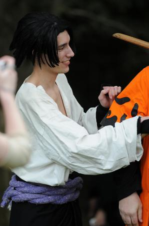 Sasuke Uchiha from Naruto Shippūden worn by dragonlance311