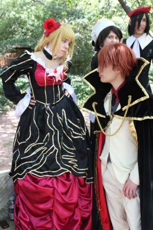 Battler Ushiromiya from Umineko no Naku Koro ni worn by dragonlance311