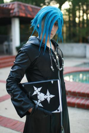 Zexion from Kingdom Hearts: Chain of Memories