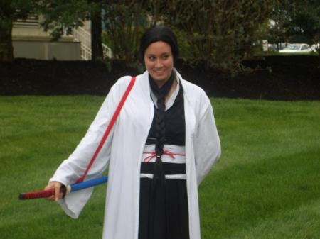 Retsu Unohana from Bleach