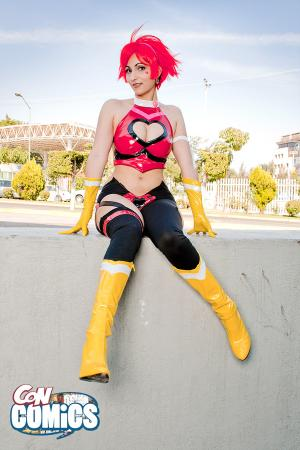 Cutey Honey from Re: Cutie Honey
