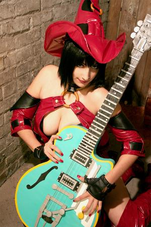 I-No from Guilty Gear XX worn by HezaChan