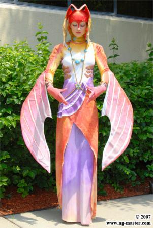Queen Rutela from Legend of Zelda: Twilight Princess worn by Umister