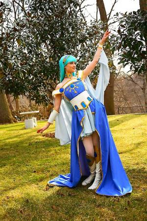 Umi Ryuuzaki from Magic Knight Rayearth worn by Umister