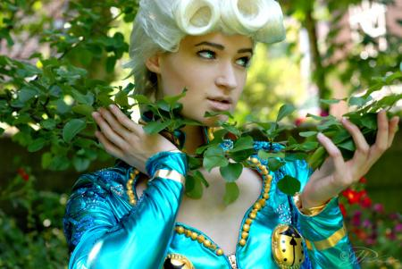 Giorno Giovanna from Jojo's Bizarre Adventure worn by Umister