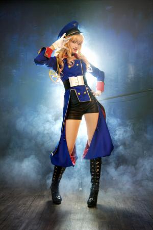 Sheryl Nome from Macross Frontier worn by Umister