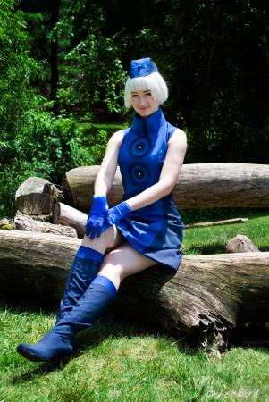 Elizabeth from Persona 3 worn by Umister