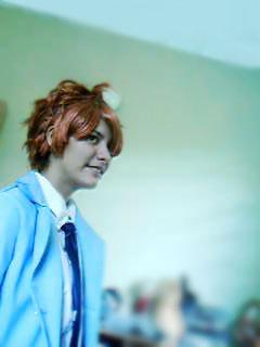 Kaoru Hitachiin from Ouran High School Host Club
