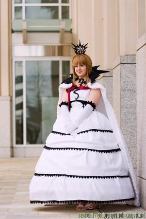 Sakura from Tsubasa: Reservoir Chronicle worn by Splenda