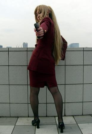 Balalaika from Black Lagoon
