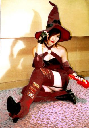 I-No from Guilty Gear XX