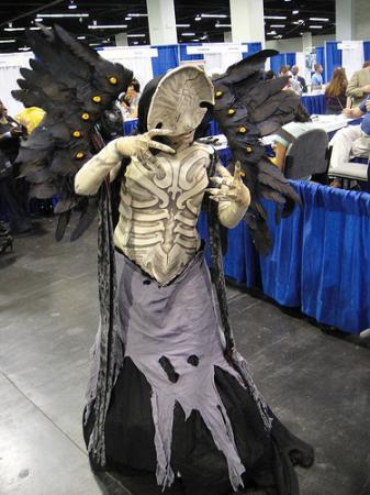 Angel of Death from Hellboy worn by LuckInSpades