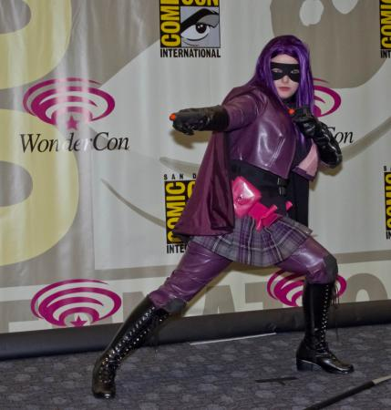 Hit Girl from Kick Ass