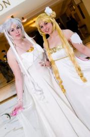 Princess Serenity from Sailor Moon worn by bossbot