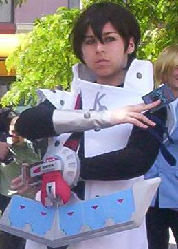 Seto Kaiba from Yu-Gi-Oh! Duel Monsters worn by bossbot