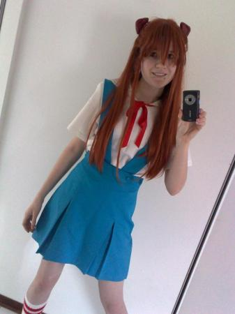 Asuka Langley Sohryu from Neon Genesis Evangelion worn by XBaNaNaX