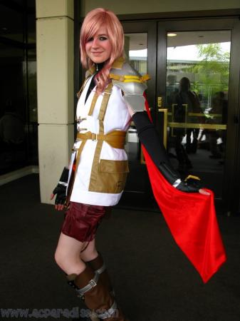 Lightning from Final Fantasy XIII worn by XBaNaNaX