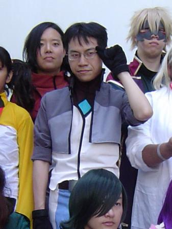 Ian Vashti from Mobile Suit Gundam 00 worn by Char350