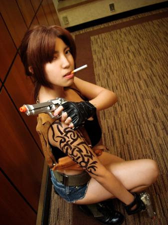 Revy from Black Lagoon worn by Hikaru-Jan