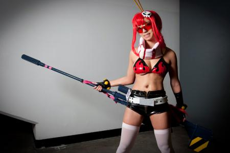 Yoko Littner from Tengen Toppa Gurren-Lagann worn by Hikaru-Jan