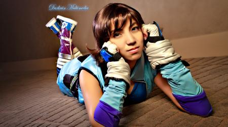 Asuka Kazama from Tekken 5