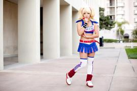 Juliet Starling from Lollipop Chainsaw