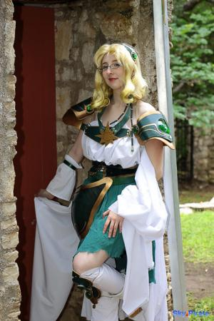 Fuu Hououji from Magic Knight Rayearth worn by JennyBunny