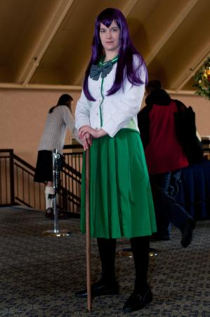 Busujima Saeko from Highschool of the Dead worn by Zahmira