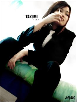 Takumi Ichinose from NANA