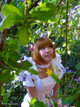 Sakura Kinomoto from Card Captor Sakura worn by Kimikotan