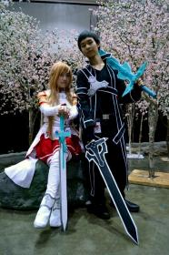 Asuna from Sword Art Online worn by Kimikotan
