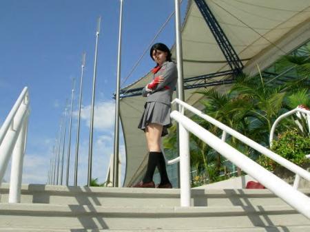 Rukia Kuchiki from Bleach worn by Fullmetal