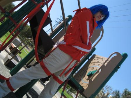 Akito / Agito Wanijima from Air Gear worn by Fullmetal