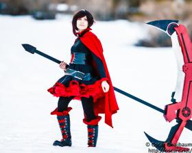 Ruby from RWBY worn by Anti Ai-chan