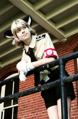Schrodinger from Hellsing worn by Anti Ai-chan