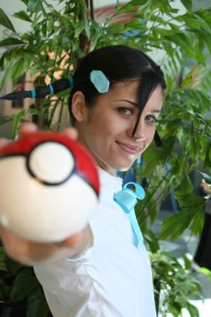 Candice from Pokemon worn by Anti Ai-chan