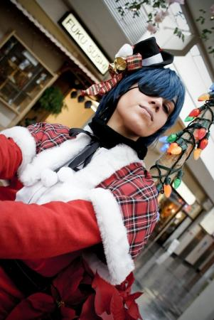 Ciel Phantomhive from Black Butler worn by Anti Ai-chan