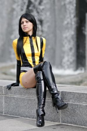Laurie Juspeczyk  / Silk Spectre II from Watchmen, The worn by Anti Ai-chan