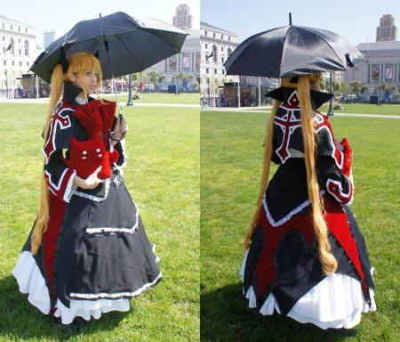 Rachel Alucard from BlazBlue: Calamity Trigger worn by Anti Ai-chan